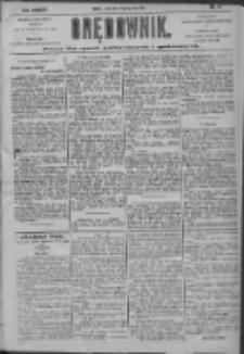 Orędownik: pismo dla spraw politycznych i społecznych 1904.01.16 R.34 Nr12