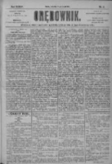 Orędownik: pismo dla spraw politycznych i społecznych 1904.01.20 R.34 Nr15