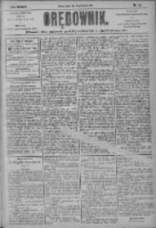 Orędownik: pismo dla spraw politycznych i społecznych 1904.01.30 R.34 Nr24