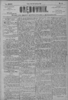 Orędownik: pismo dla spraw politycznych i społecznych 1904.02.02 R.34 Nr26