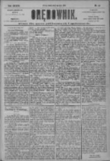 Orędownik: pismo dla spraw politycznych i społecznych 1904.02.06 R.34 Nr29