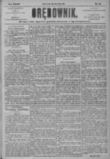 Orędownik: pismo dla spraw politycznych i społecznych 1904.02.10 R.34 Nr32