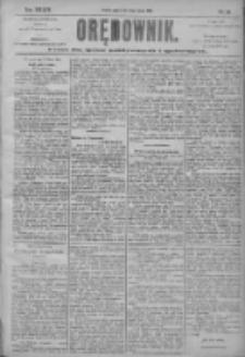 Orędownik: pismo dla spraw politycznych i społecznych 1904.02.12 R.34 Nr34