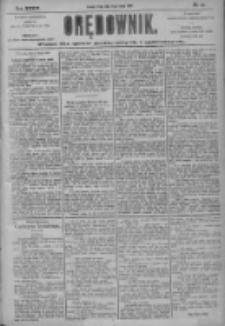 Orędownik: pismo dla spraw politycznych i społecznych 1904.02.17 R.34 Nr38