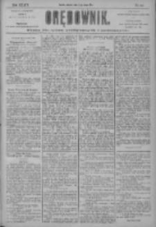 Orędownik: pismo dla spraw politycznych i społecznych 1904.02.21 R.34 Nr42