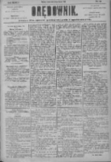 Orędownik: pismo dla spraw politycznych i społecznych 1904.02.23 R.34 Nr43