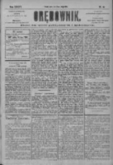 Orędownik: pismo dla spraw politycznych i społecznych 1904.02.24 R.34 Nr44