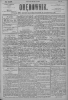 Orędownik: pismo dla spraw politycznych i społecznych 1904.03.02 R.34 Nr50