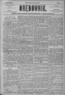 Orędownik: pismo dla spraw politycznych i społecznych 1904.03.03 R.34 Nr51