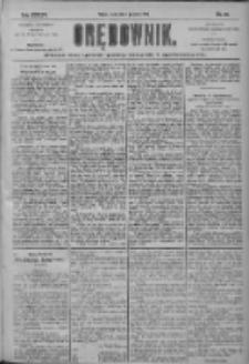 Orędownik: pismo dla spraw politycznych i społecznych 1904.03.04 R.34 Nr52