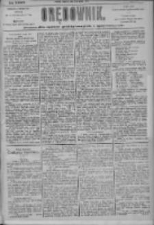 Orędownik: pismo dla spraw politycznych i społecznych 1904.03.06 R.34 Nr54