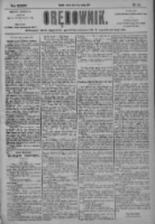 Orędownik: pismo dla spraw politycznych i społecznych 1904.03.08 R.34 Nr55