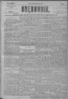 Orędownik: pismo dla spraw politycznych i społecznych 1904.03.11 R.34 Nr58