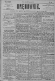 Orędownik: pismo dla spraw politycznych i społecznych 1904.03.18 R.34 Nr64