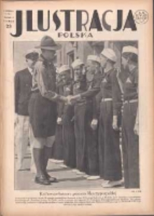 Jlustracja Polska 1937.06.06 R.10 Nr23