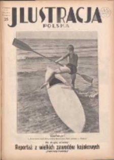 Jlustracja Polska 1937.06.20 R.10 Nr25