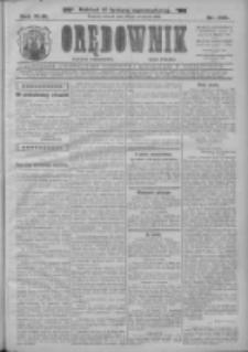 Orędownik: najstarsze ludowe pismo narodowe i katolickie w Wielkopolsce 1913.09.30 R.43 Nr225