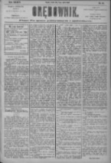 Orędownik: pismo dla spraw politycznych i społecznych 1904.03.22 R.34 Nr67