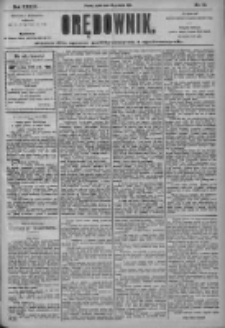 Orędownik: pismo dla spraw politycznych i społecznych 1904.03.25 R.34 Nr70