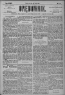 Orędownik: pismo dla spraw politycznych i społecznych 1904.04.02 R.34 Nr76