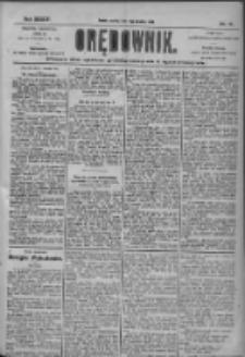 Orędownik: pismo dla spraw politycznych i społecznych 1904.04.03 R.34 Nr77