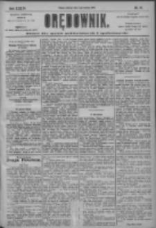 Orędownik: pismo dla spraw politycznych i społecznych 1904.04.17 R.34 Nr88