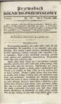 Przewodnik Rolniczo-Przemysłowy. 1836 R.1 No.11