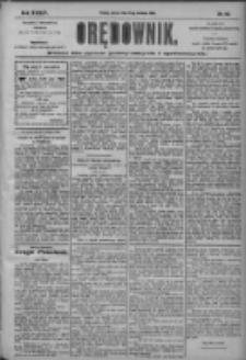 Orędownik: pismo dla spraw politycznych i społecznych 1904.04.26 R.34 Nr95