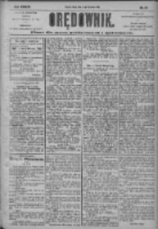 Orędownik: pismo dla spraw politycznych i społecznych 1904.04.27 R.34 Nr96