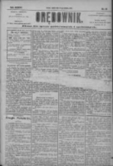 Orędownik: pismo dla spraw politycznych i społecznych 1904.04.30 R.34 Nr99