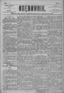 Orędownik: pismo dla spraw politycznych i społecznych 1904.05.03 R.34 Nr101