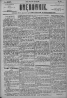 Orędownik: pismo dla spraw politycznych i społecznych 1904.05.07 R.34 Nr105