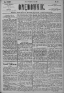 Orędownik: pismo dla spraw politycznych i społecznych 1904.05.11 R.34 Nr108