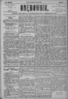 Orędownik: pismo dla spraw politycznych i społecznych 1904.05.12 R.34 Nr109