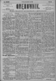 Orędownik: pismo dla spraw politycznych i społecznych 1904.05.18 R.34 Nr113