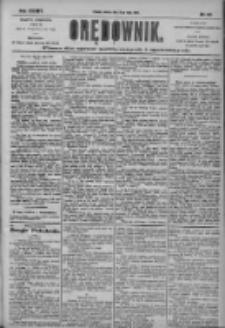 Orędownik: pismo dla spraw politycznych i społecznych 1904.05.21 R.34 Nr116