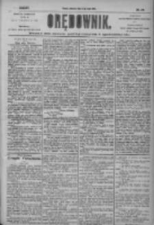 Orędownik: pismo dla spraw politycznych i społecznych 1904.05.22 R.34 Nr117