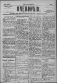 Orędownik: pismo dla spraw politycznych i społecznych 1904.05.25 R.34 Nr118