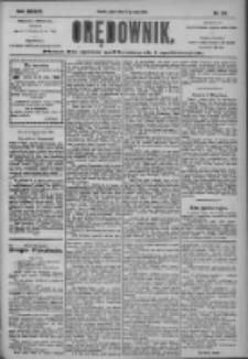 Orędownik: pismo dla spraw politycznych i społecznych 1904.05.27 R.34 Nr120