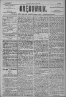 Orędownik: pismo dla spraw politycznych i społecznych 1904.06.01 R.34 Nr124