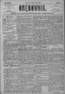 Orędownik: pismo dla spraw politycznych i społecznych 1904.06.02 R.34 Nr125
