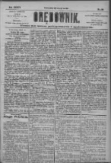 Orędownik: pismo dla spraw politycznych i społecznych 1904.06.04 R.34 Nr126