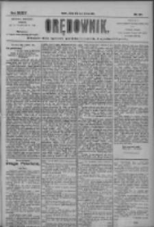 Orędownik: pismo dla spraw politycznych i społecznych 1904.06.07 R.34 Nr128