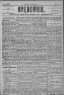 Orędownik: pismo dla spraw politycznych i społecznych 1904.06.10 R.34 Nr131