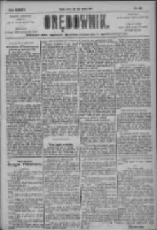 Orędownik: pismo dla spraw politycznych i społecznych 1904.06.11 R.34 Nr132
