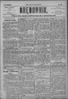 Orędownik: pismo dla spraw politycznych i społecznych 1904.06.12 R.34 Nr133