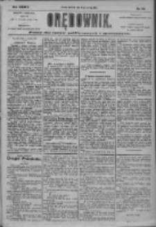 Orędownik: pismo dla spraw politycznych i społecznych 1904.06.16 R.34 Nr136