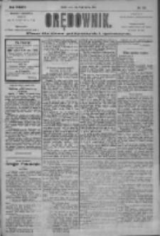 Orędownik: pismo dla spraw politycznych i społecznych 1904.06.18 R.34 Nr138