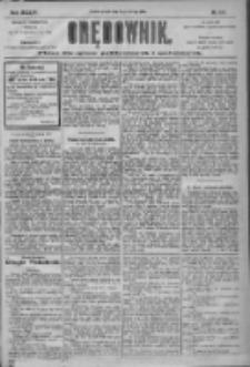 Orędownik: pismo dla spraw politycznych i społecznych 1904.06.21 R.34 Nr140