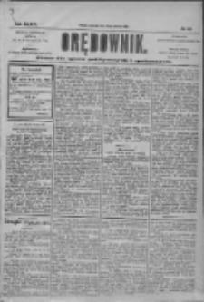 Orędownik: pismo dla spraw politycznych i społecznych 1904.06.23 R.34 Nr142